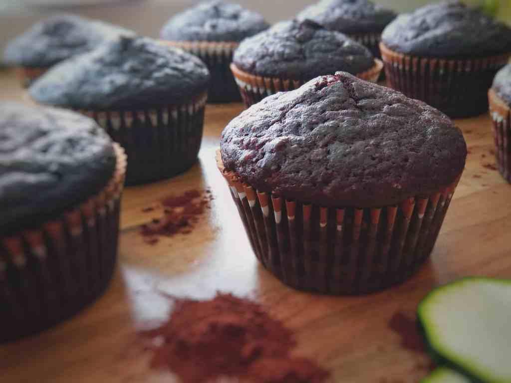 chocolate gluten free muffins